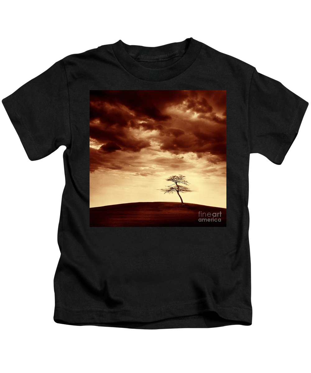 Tree Kids T-Shirt featuring the photograph What Will Be The Legacy by Dana DiPasquale