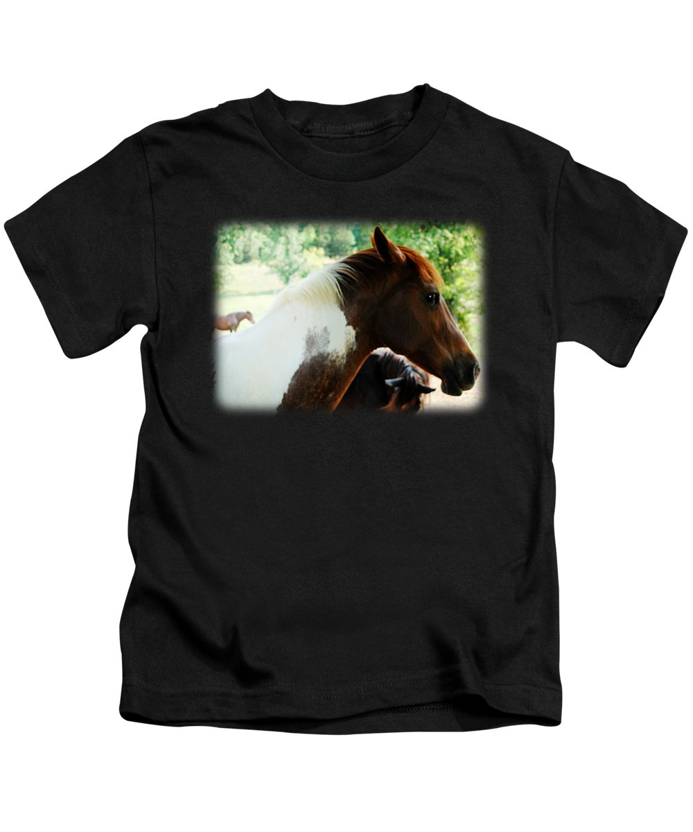 Thought Provoking Photographs Kids T-Shirts