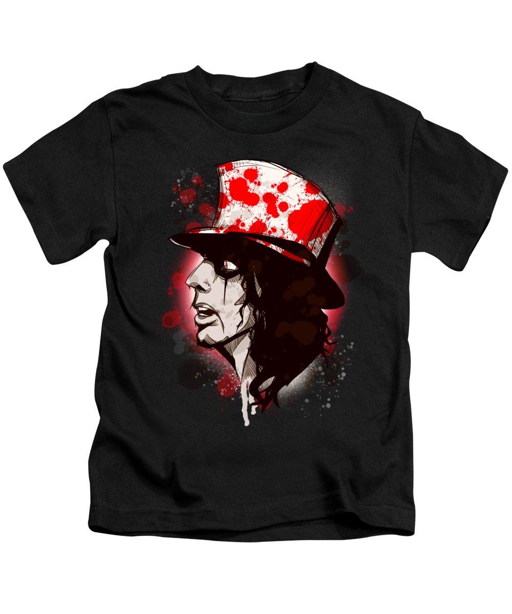Alice Cooper Kids T-Shirts