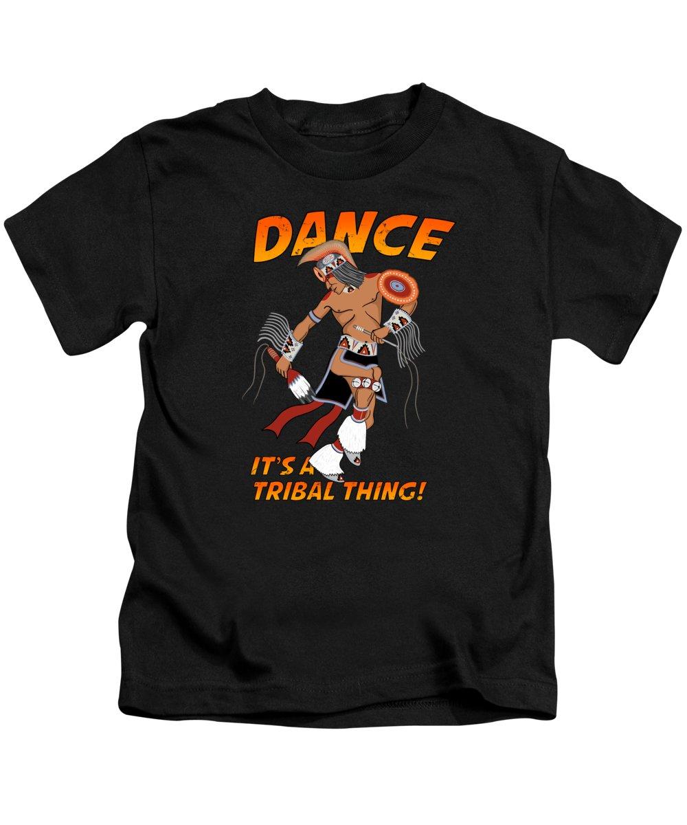 Dance Photographs Kids T-Shirts