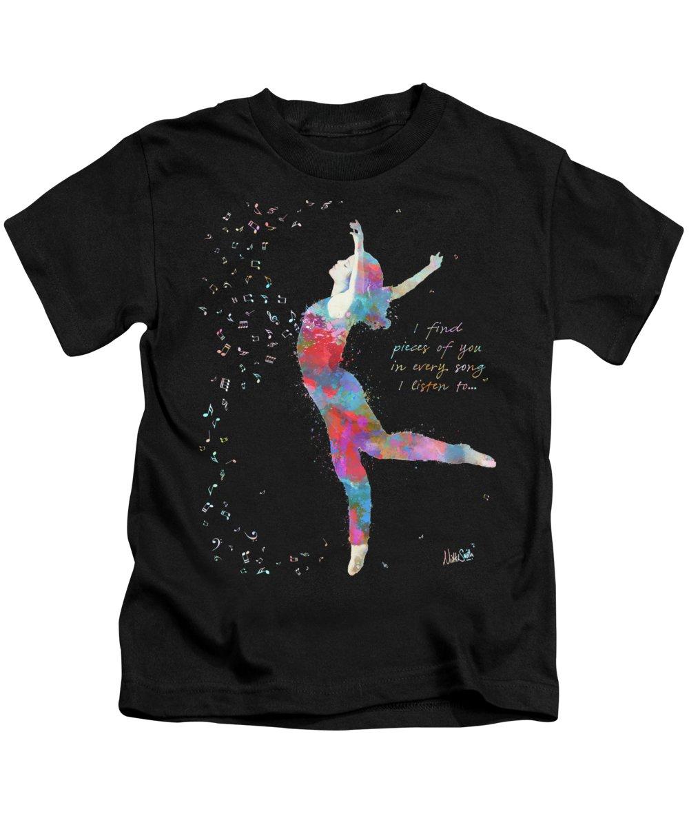 Ballet Dance Kids T-Shirts