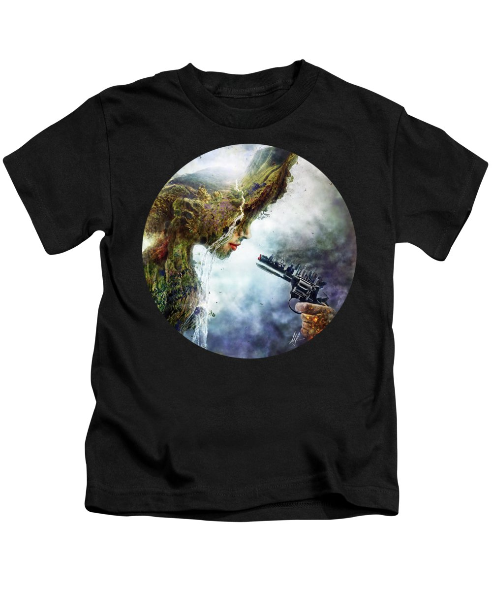 Kissing Kids T-Shirts