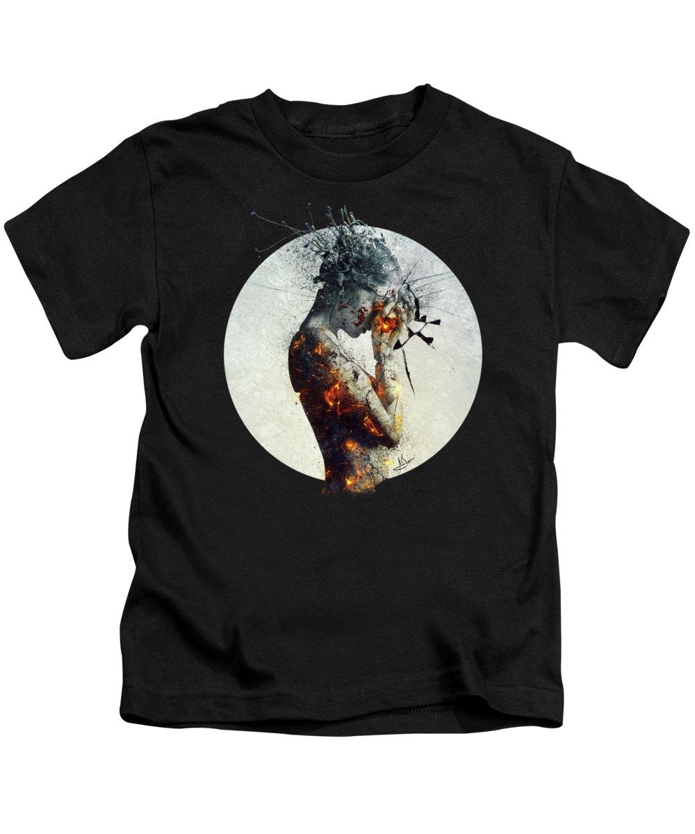 Textures Kids T-Shirts