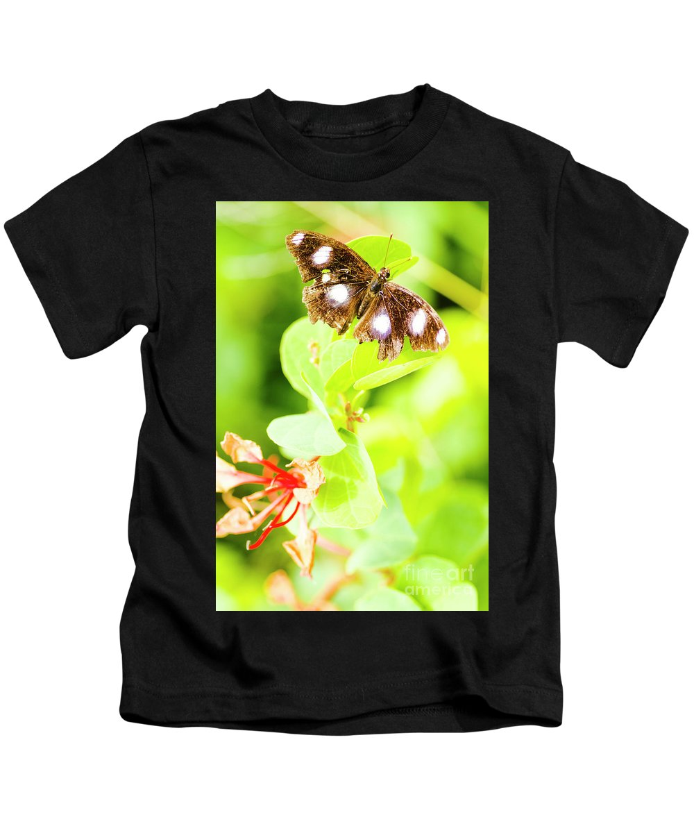 Animal Kids T-Shirt featuring the photograph Jungle Bug by Jorgo Photography - Wall Art Gallery