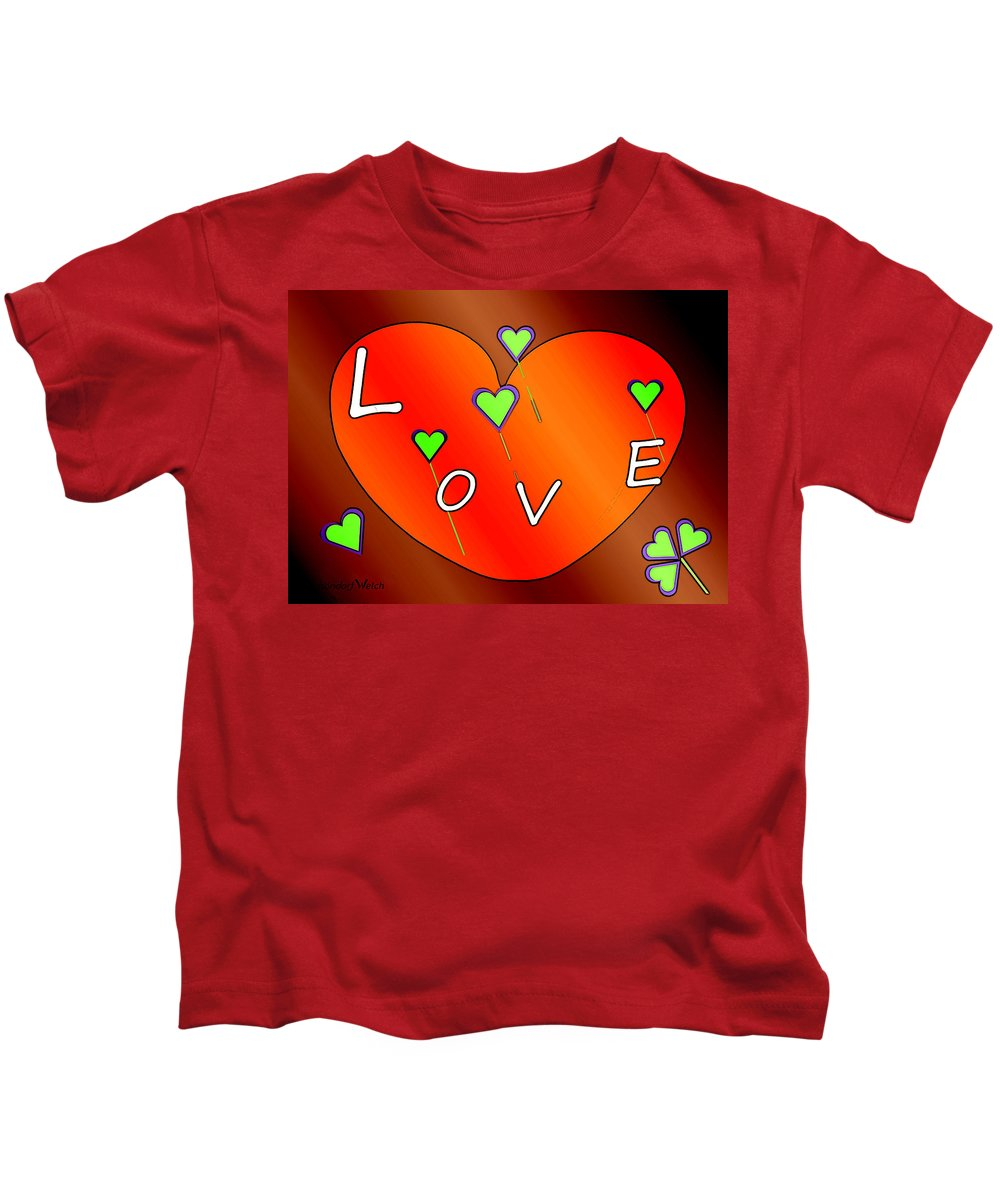 Gimp Paintings Kids T-Shirts