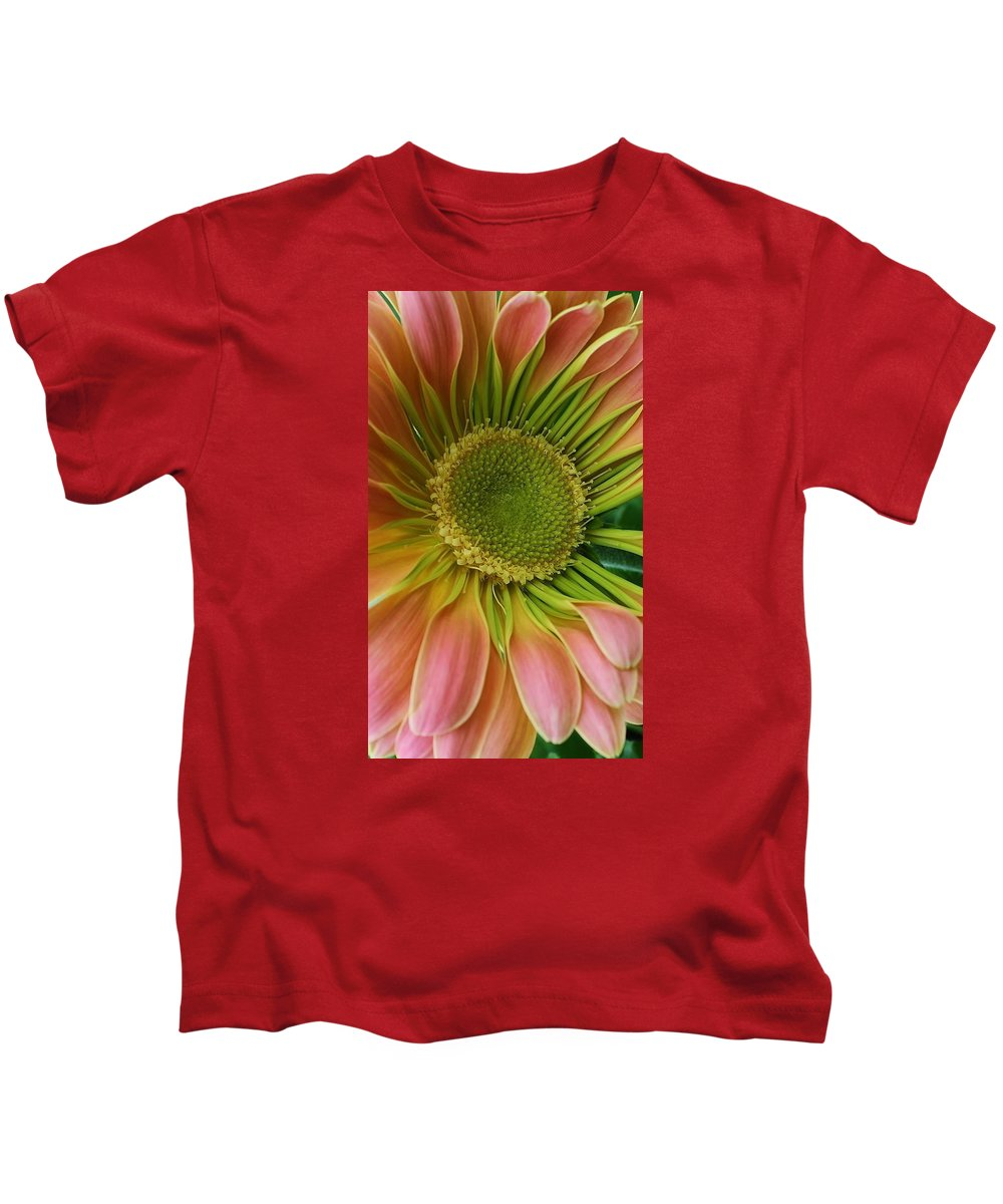 Flora Kids T-Shirt featuring the photograph Beauty Within by Bruce Bley