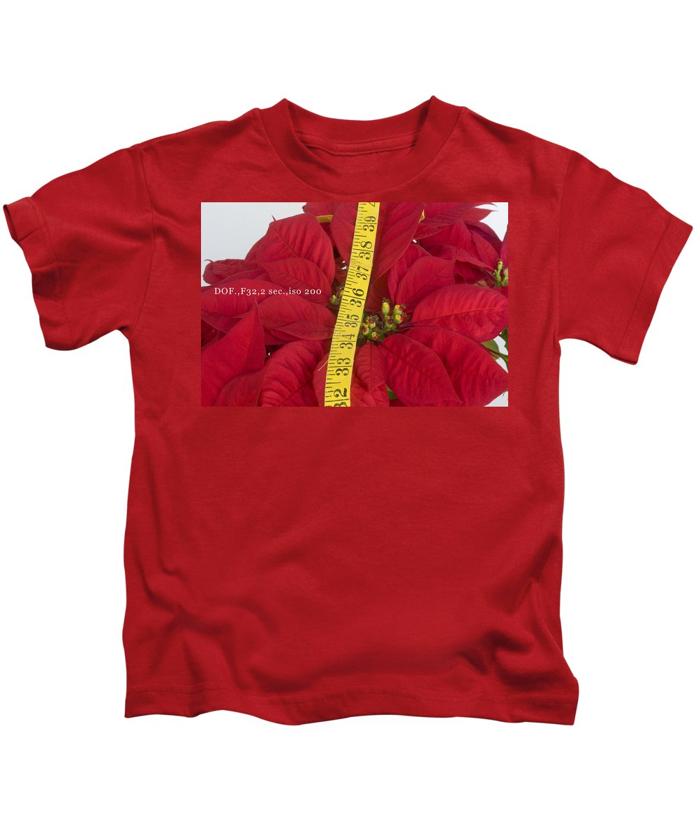 Kids T-Shirt featuring the photograph F32 2sec Iso 200 by Rich Franco