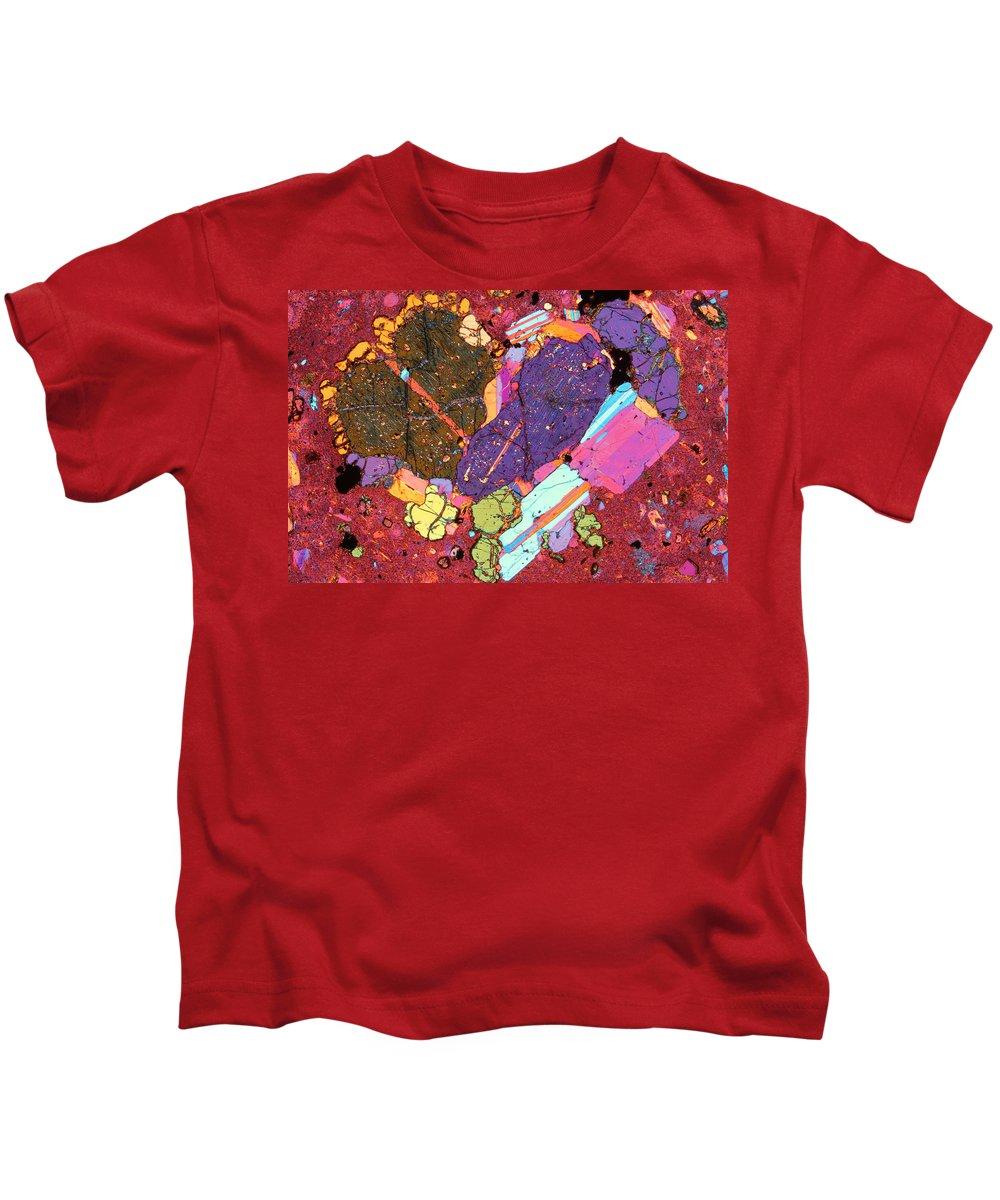 Aesthetic Kids T-Shirt featuring the photograph Heart Of Lipari - 3 by Bernardo Cesare