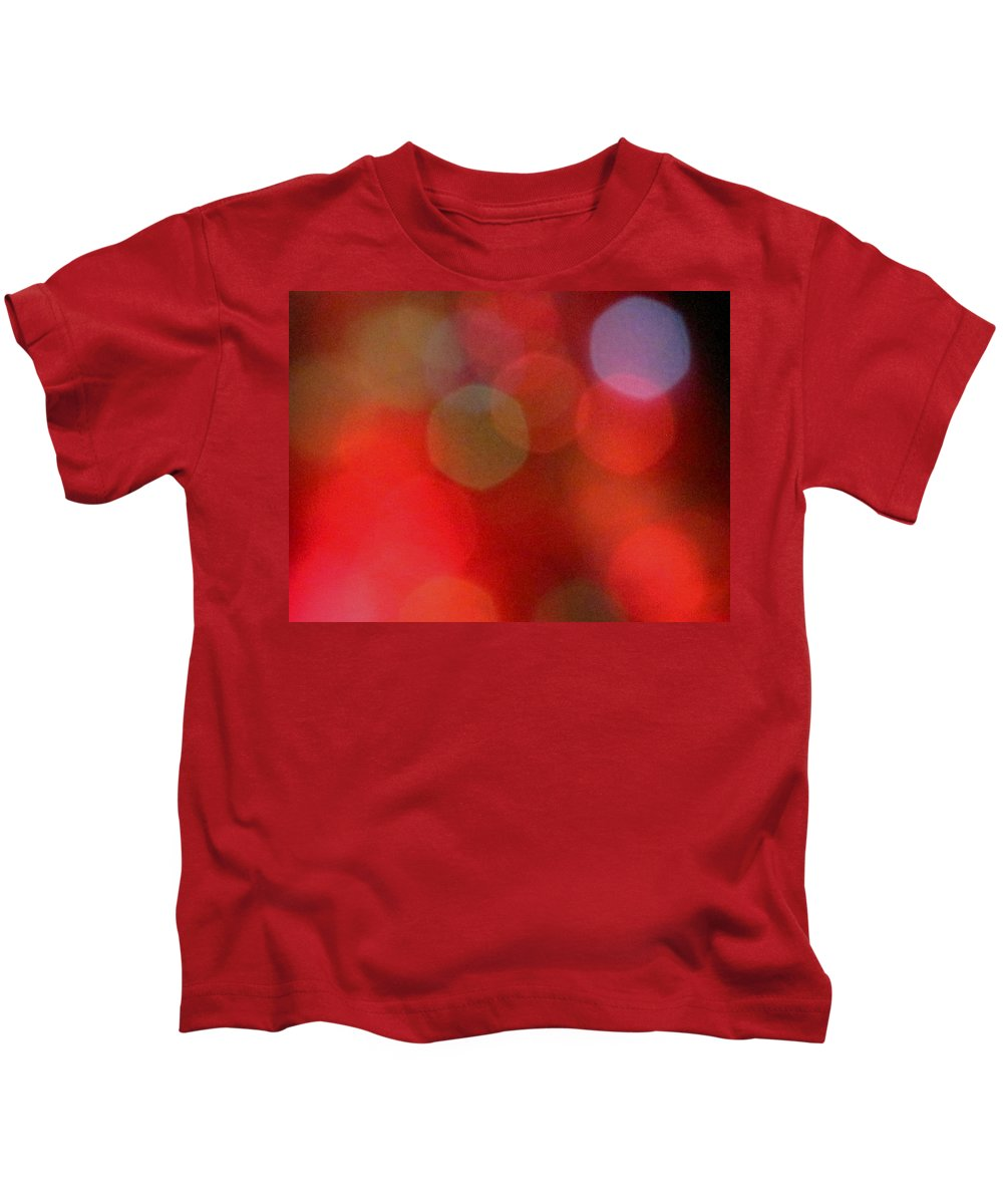 Kaleidoscope Kids T-Shirt featuring the photograph Kaleidoscope 05 by Denise Keegan Frawley