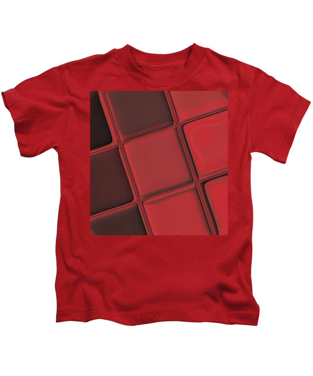 Keyboard Kids T-Shirt featuring the digital art Keyboard Exposure by Pharris Art