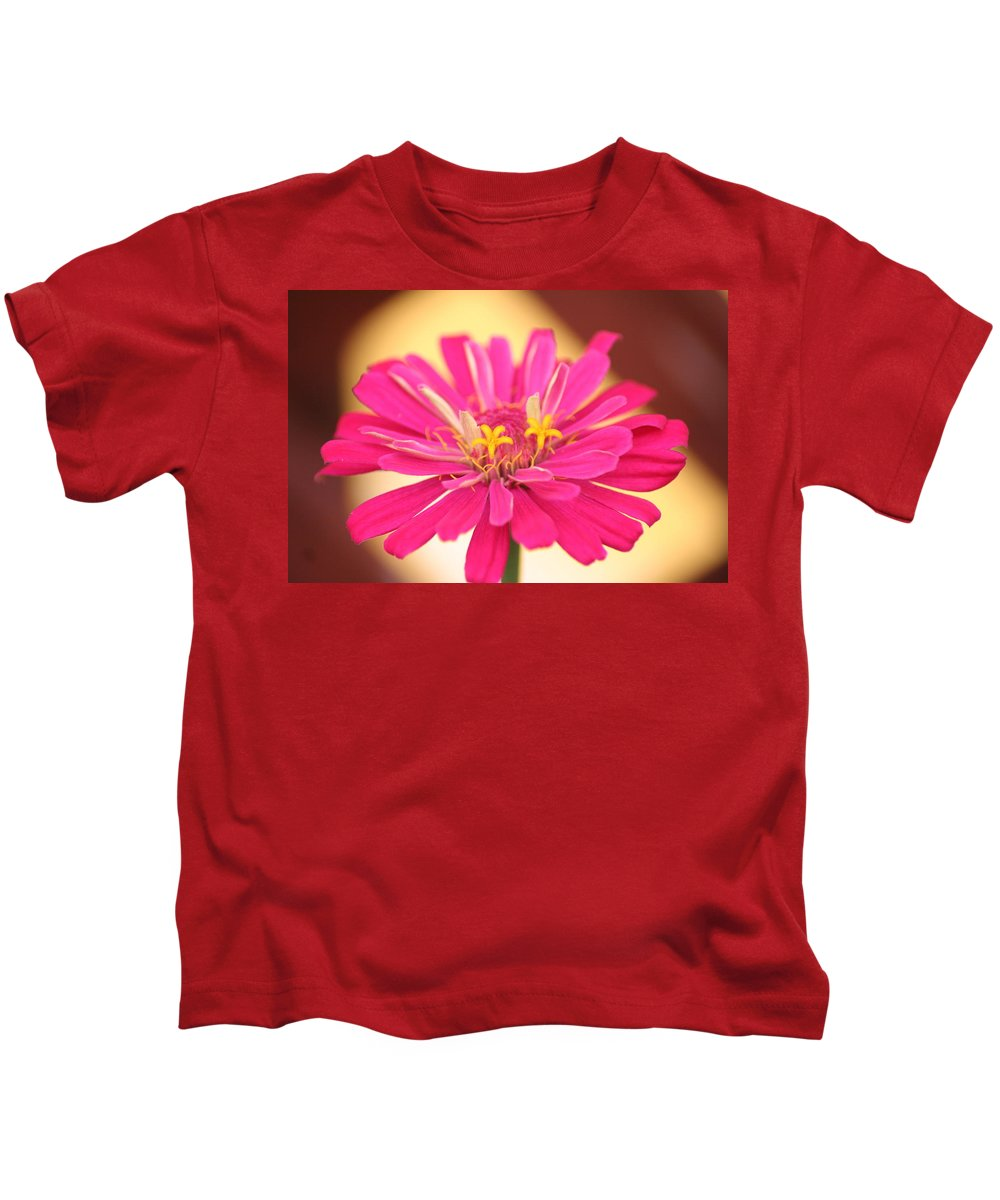 Pink Kids T-Shirt featuring the photograph Majestic by Sheryl Chapman Photography