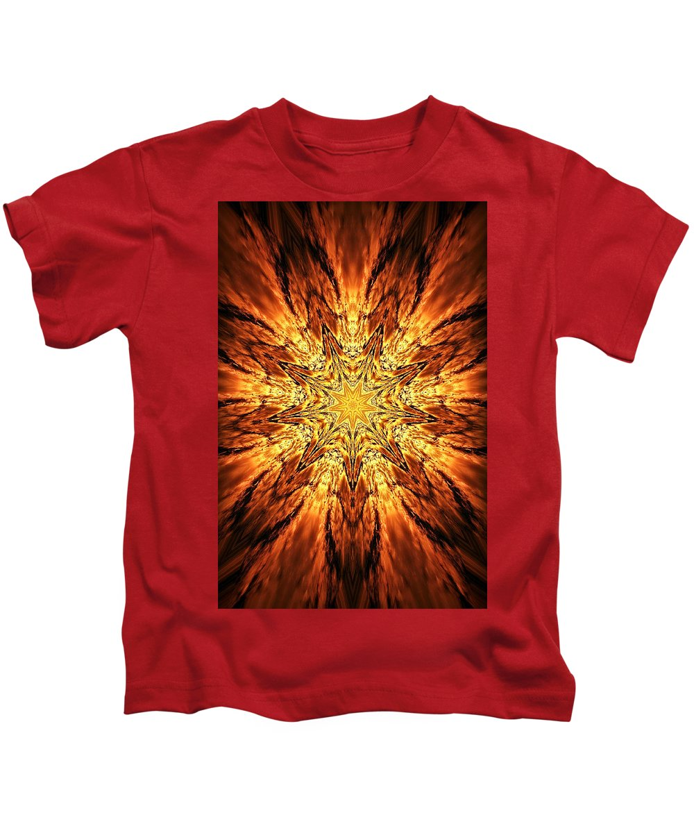 Kids T-Shirt featuring the photograph 015 by Phil Koch