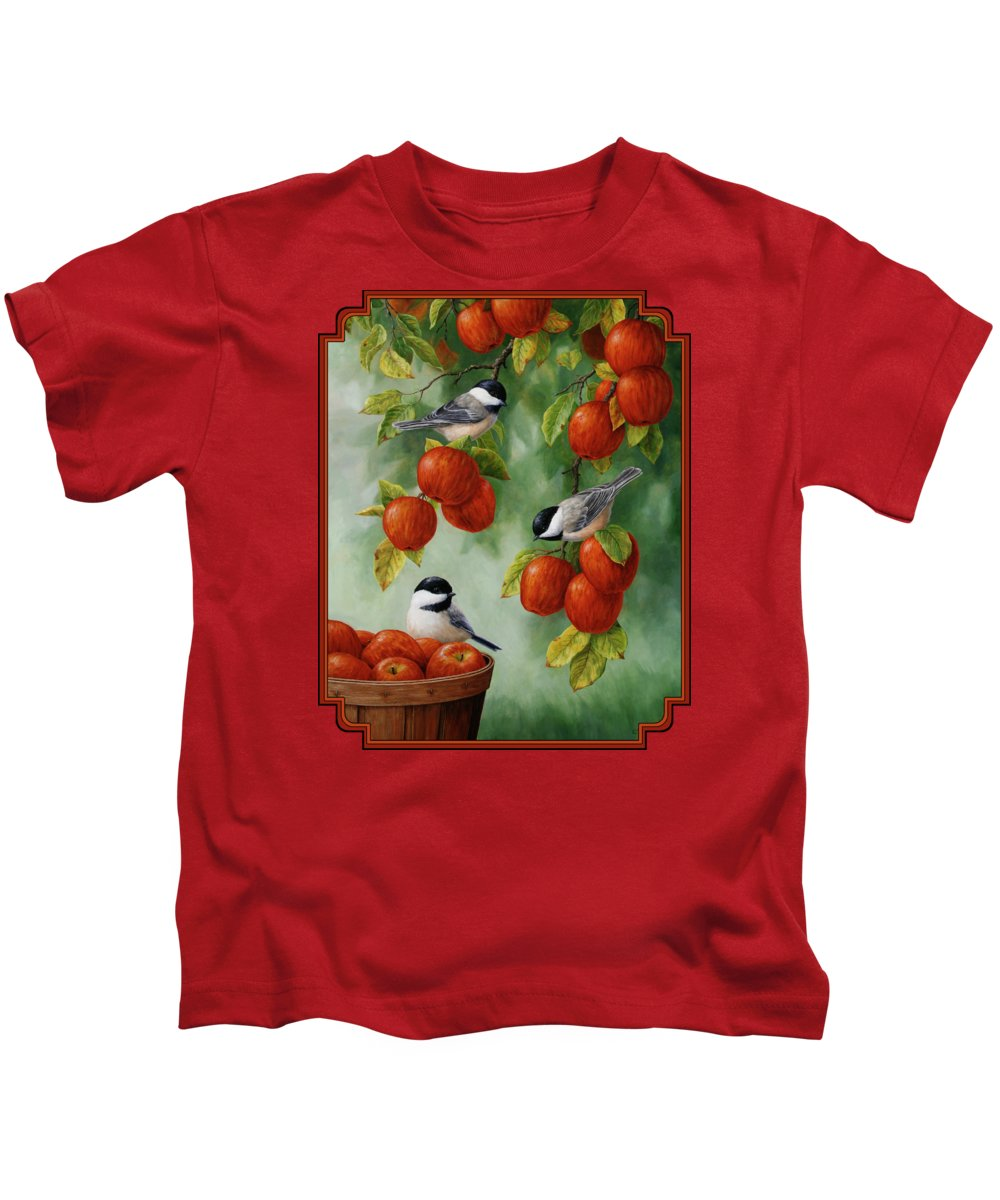 Apple Kids T-Shirts