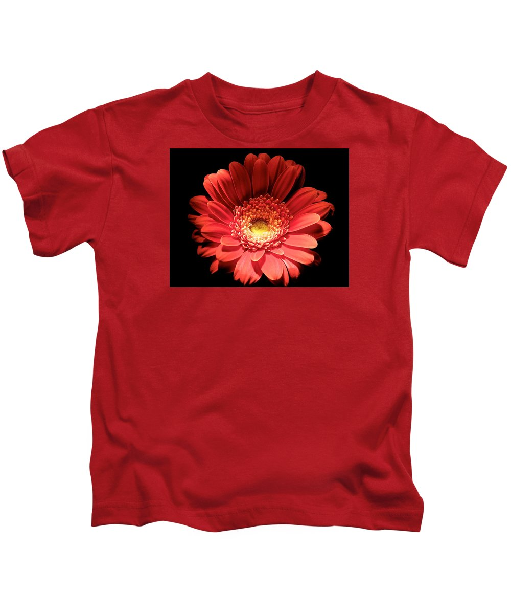 Flower Kids T-Shirt featuring the photograph Daisy 03 by Alvin Sangma