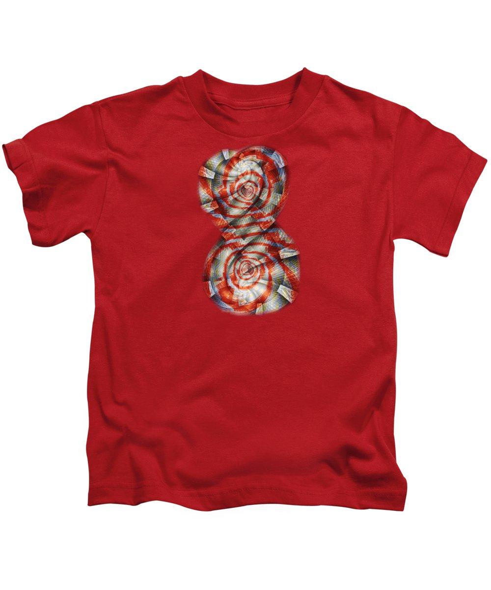 Infinity Symbol Kids T-Shirts