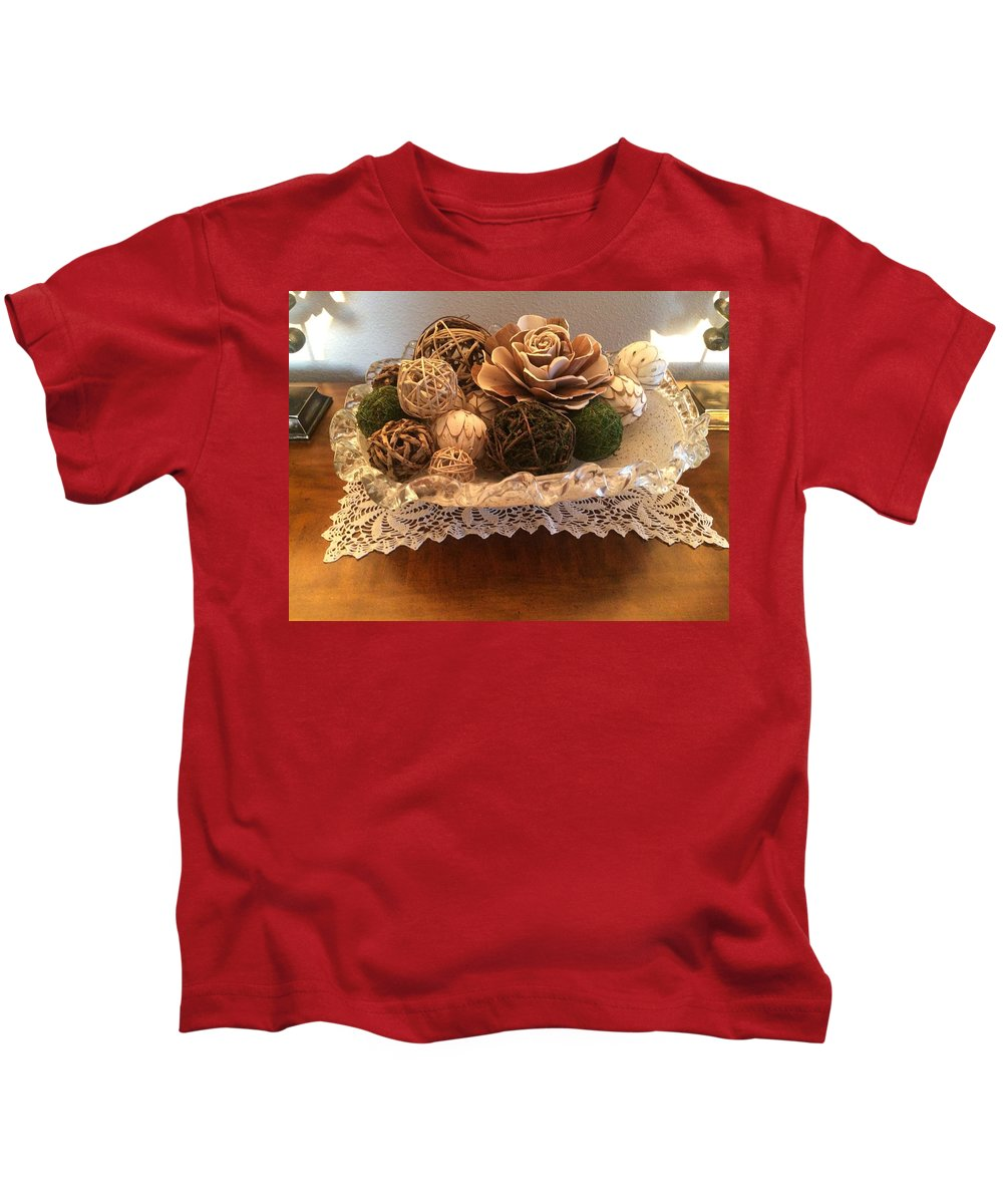 Flower Kids T-Shirt featuring the photograph Essence Of Nature by Tanua Riley