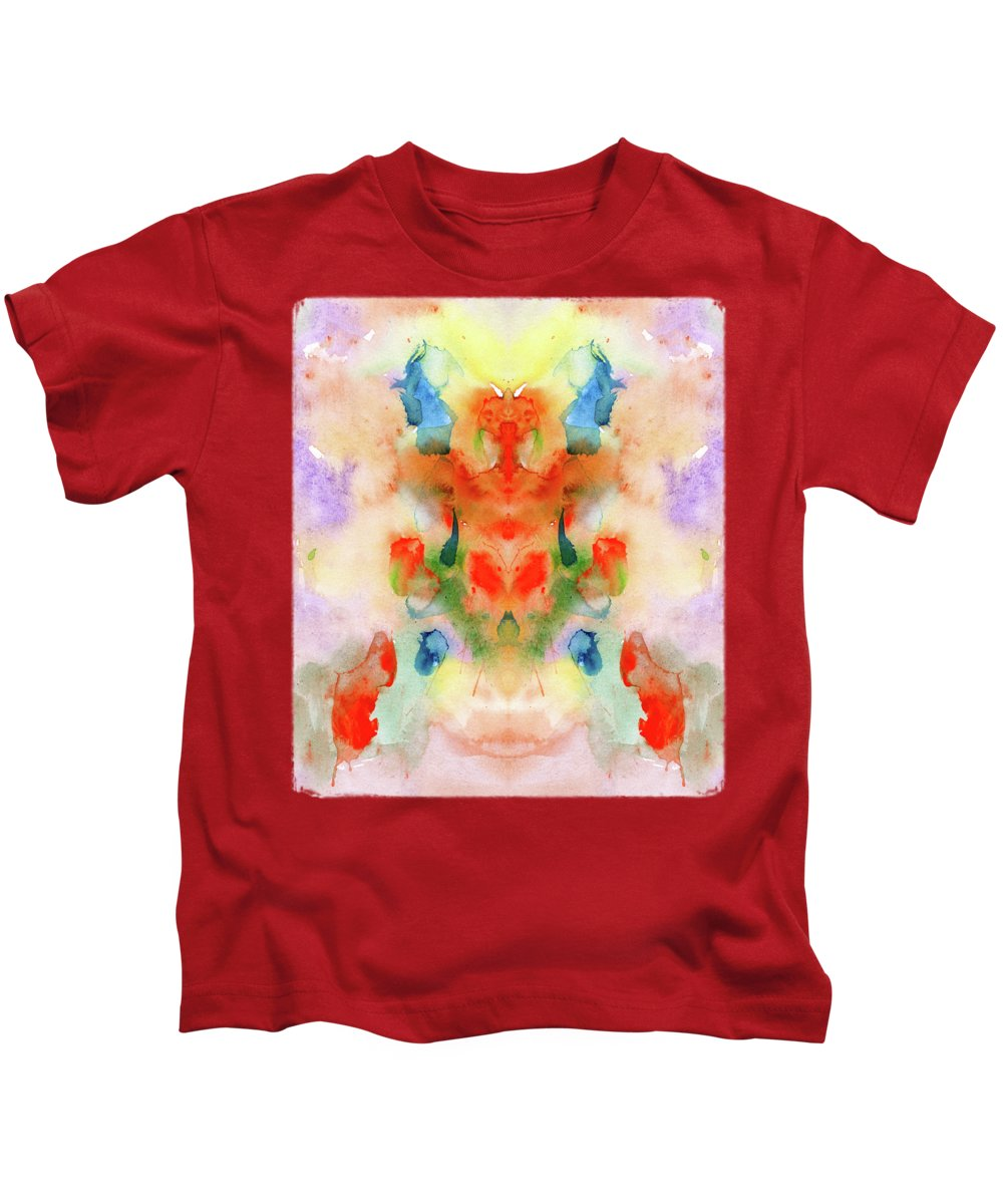 Apparition Paintings Kids T-Shirts