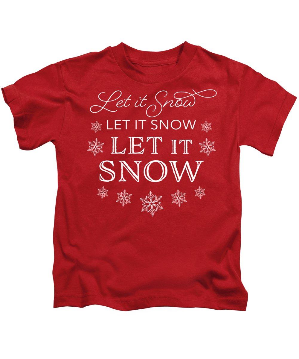 Blizzard Kids T-Shirts