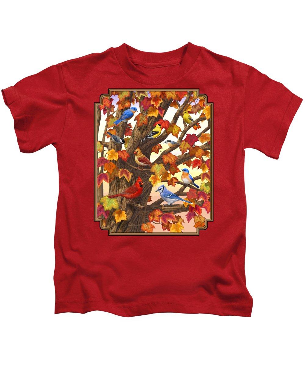 Bluejay Kids T-Shirts