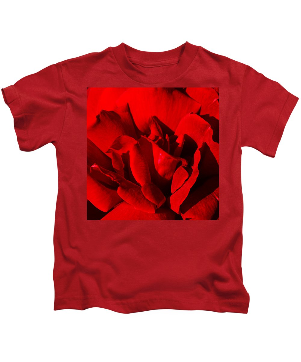 Rose Kids T-Shirt featuring the photograph Rose 2 by Anthony Jones