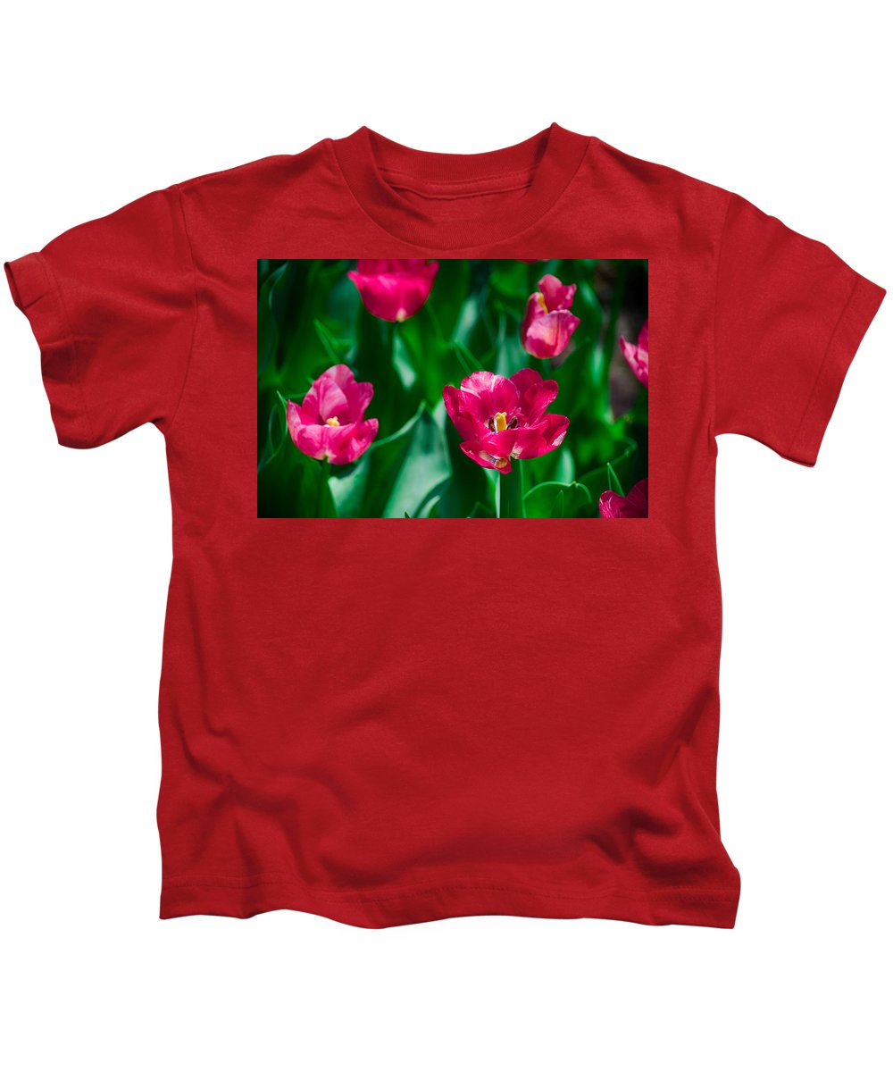 Spring Kids T-Shirt featuring the photograph Spring Series #28 by John Diebolt