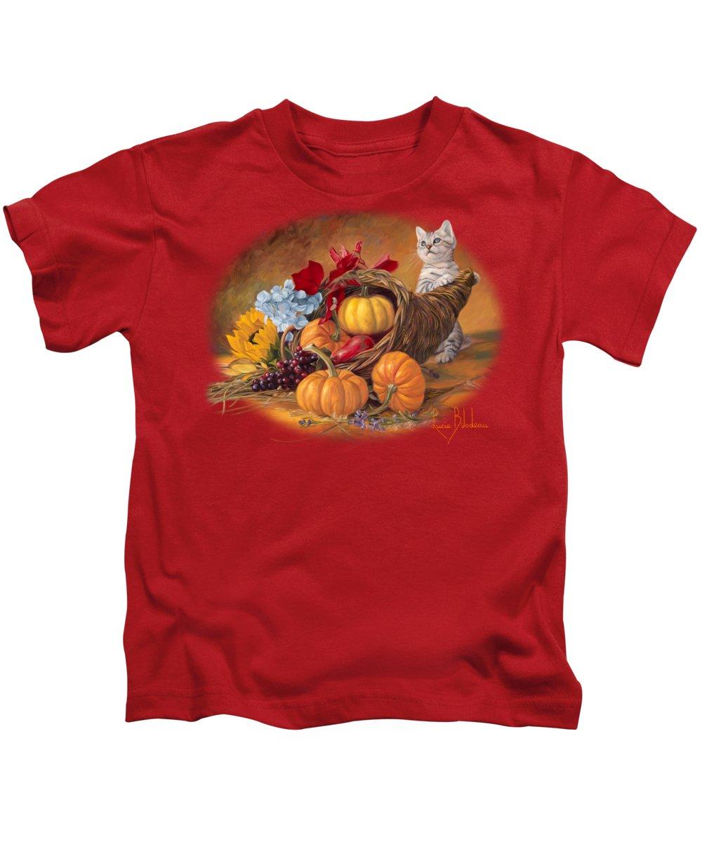 Hydrangea Kids T-Shirts
