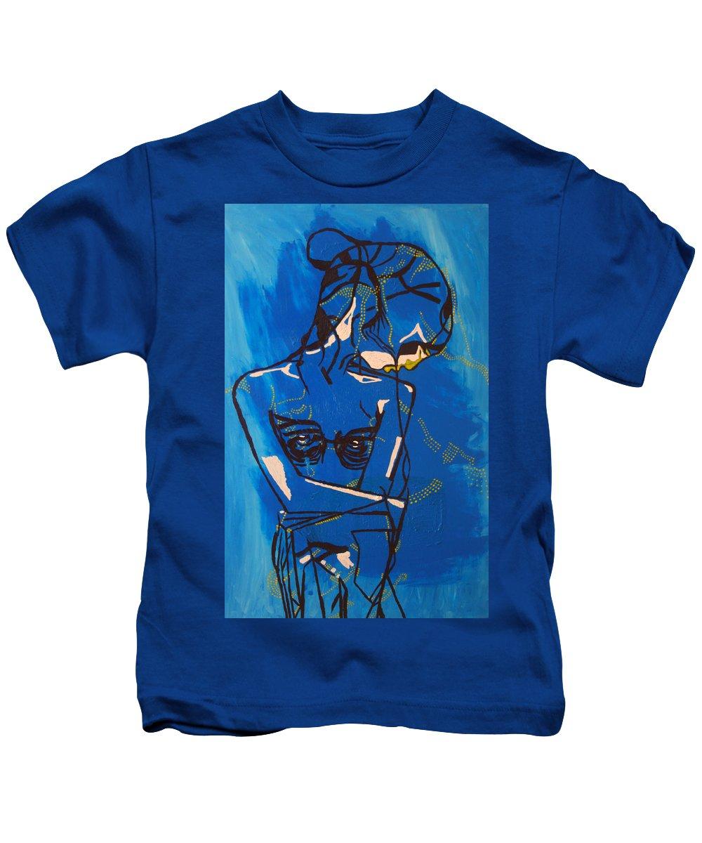 Deng Paintings Kids T-Shirts