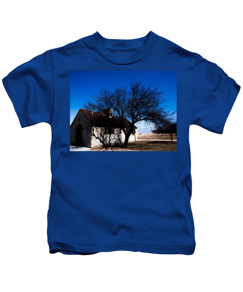 Kids T-Shirt featuring the photograph Beach by Sue Conwell