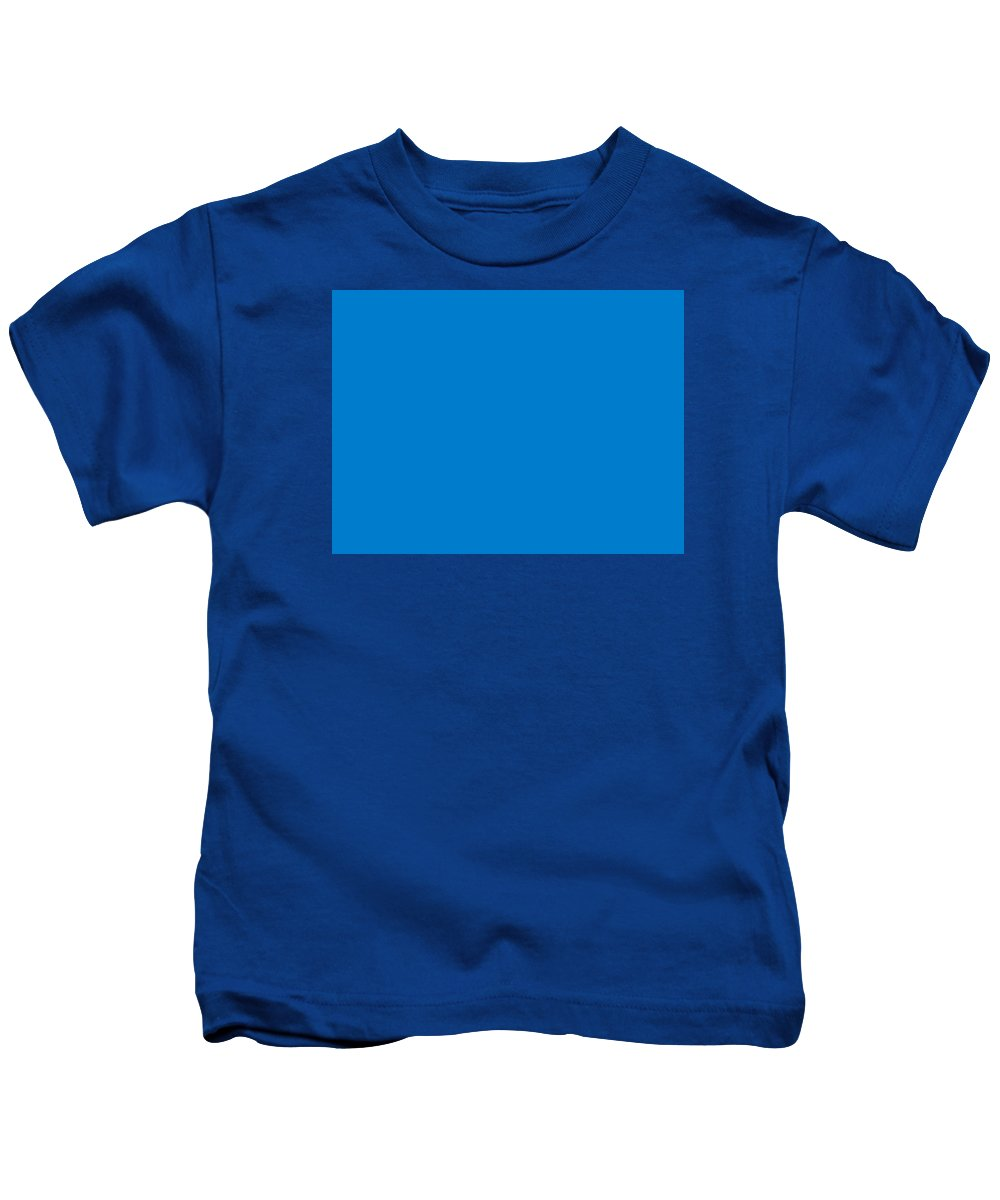 Abstract Kids T-Shirt featuring the digital art C.1.0-124-204.4x3 by Gareth Lewis