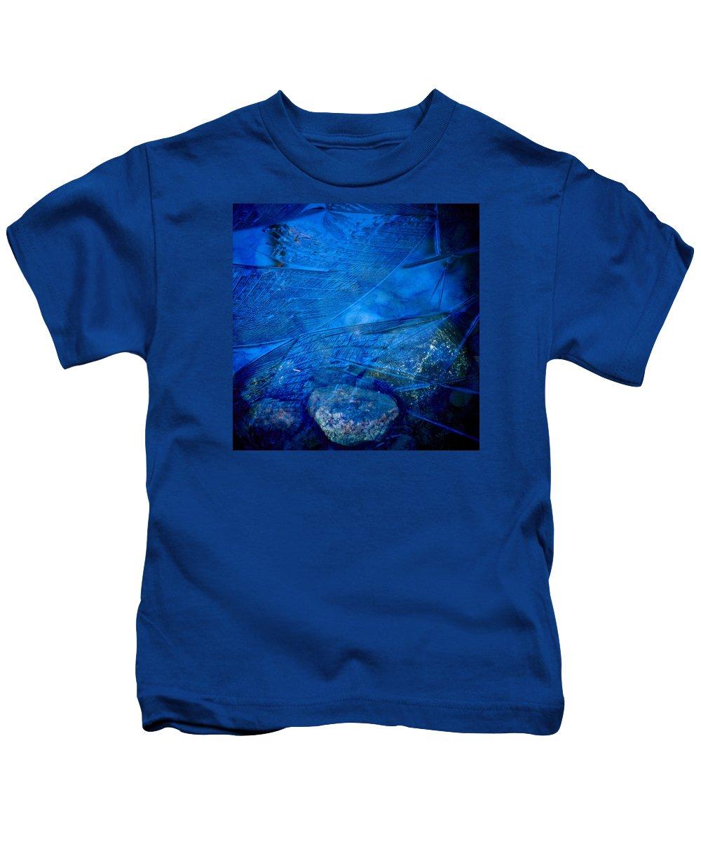 Lehto Kids T-Shirt featuring the photograph Cubistic Nature by Jouko Lehto