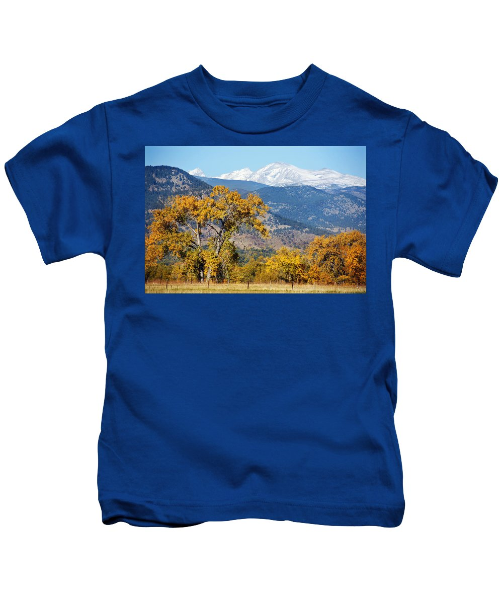 Picture Kids T-Shirt featuring the photograph Picture Perfect by Marilyn Hunt
