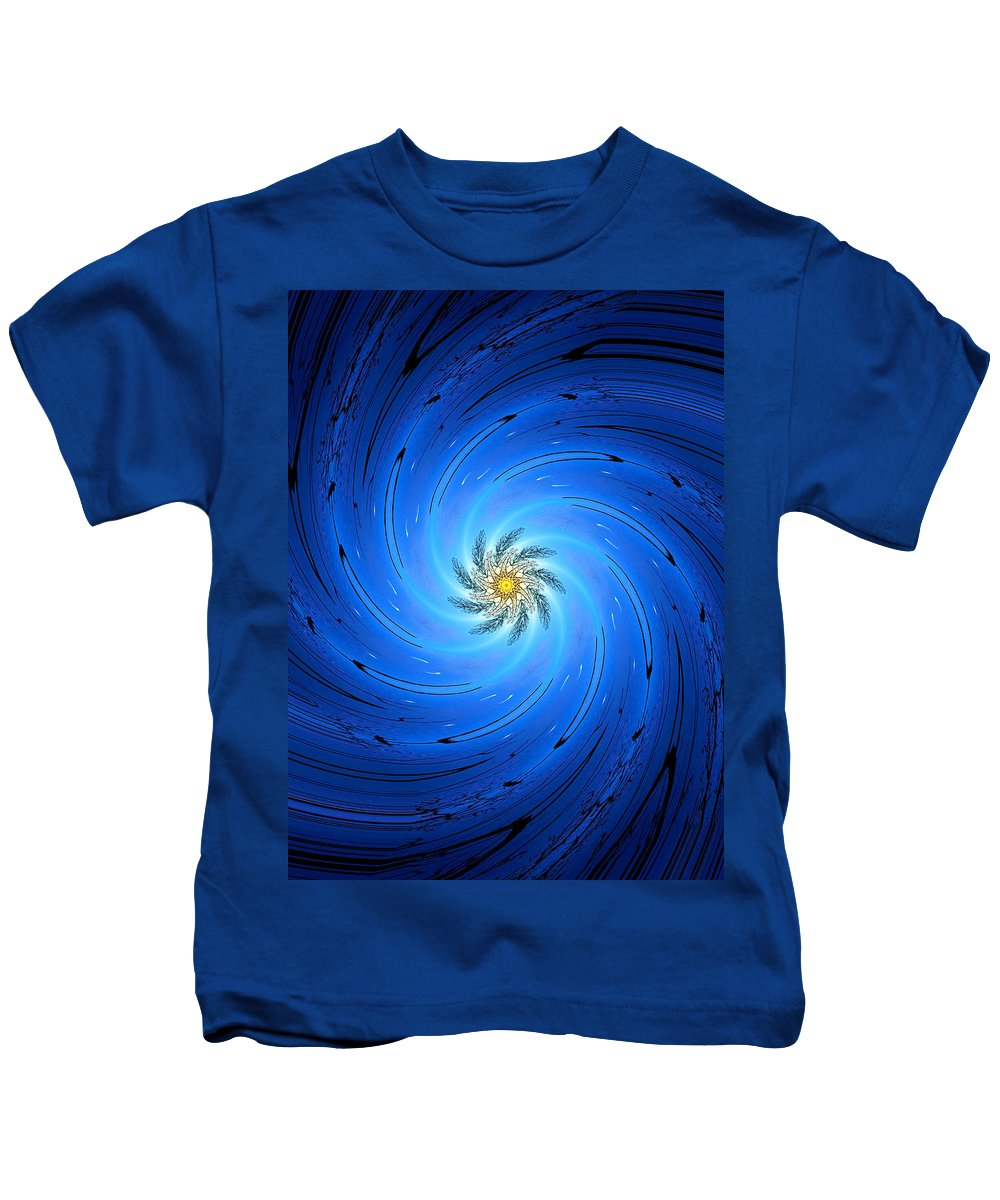 Kids T-Shirt featuring the photograph 014 by Phil Koch