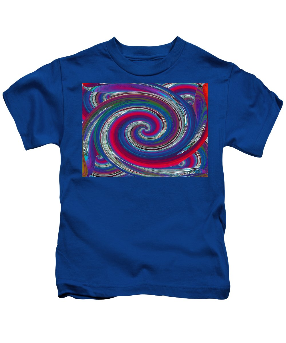 Abstract Kids T-Shirt featuring the photograph Abstract 7 by Tim Allen