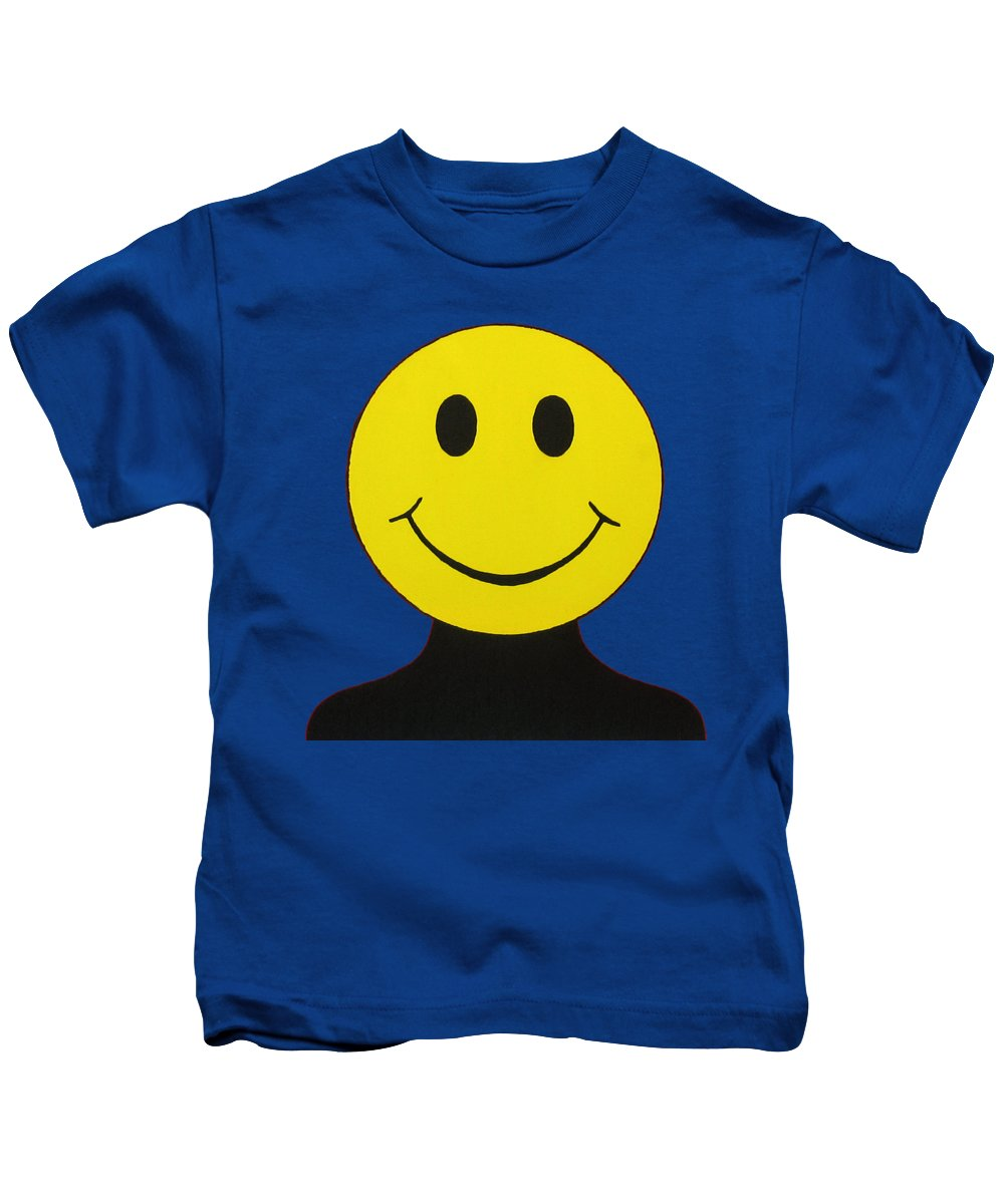 Multi Coloured Kids T-Shirts