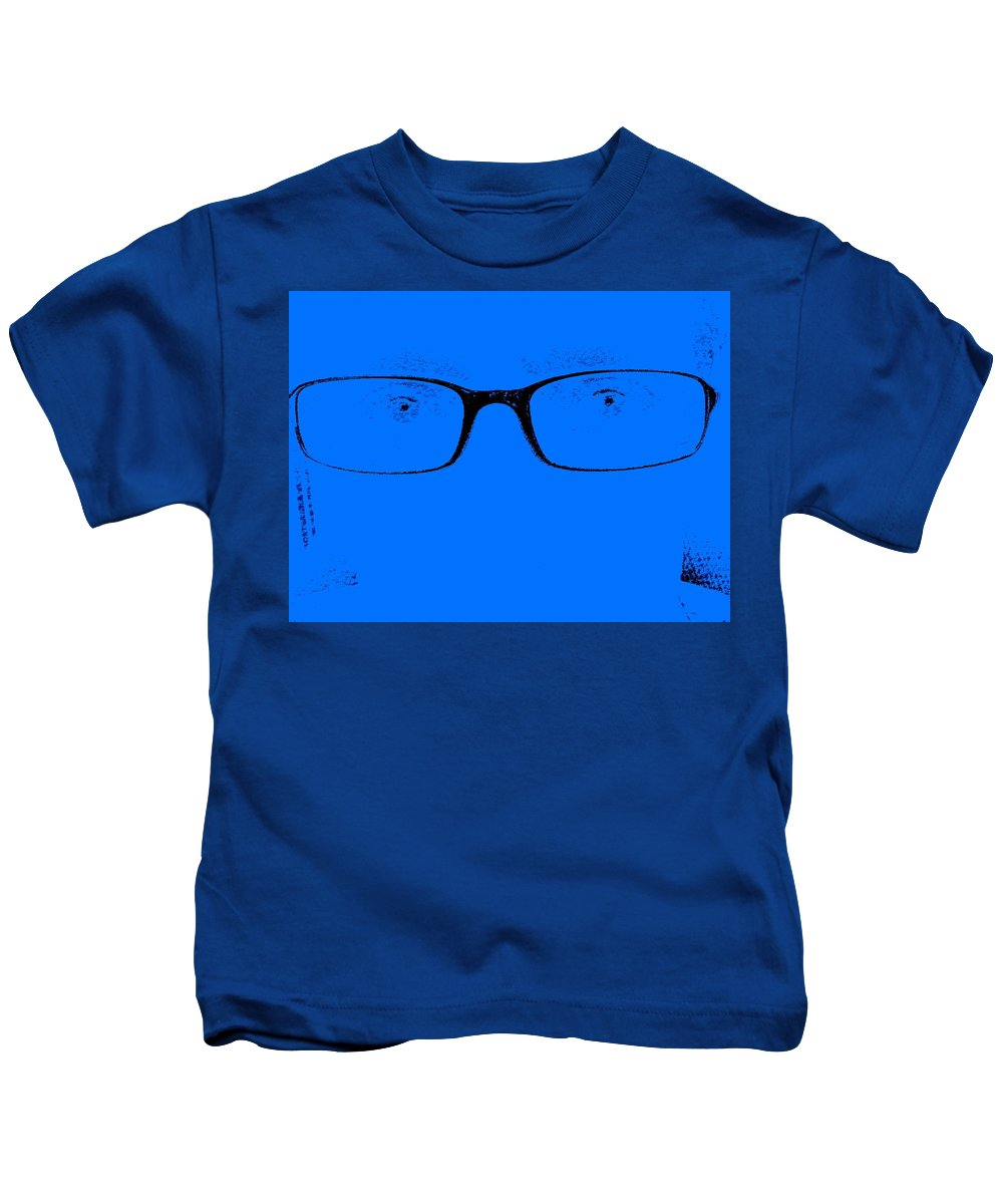 Fae Kids T-Shirt featuring the photograph Are You Still There by Ed Smith