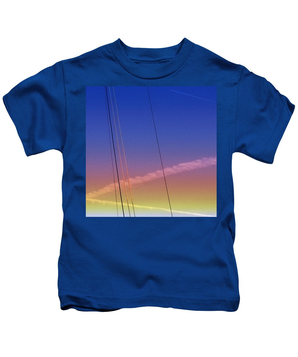 Picture Kids T-Shirt featuring the photograph Big Zee by Serge Averbukh