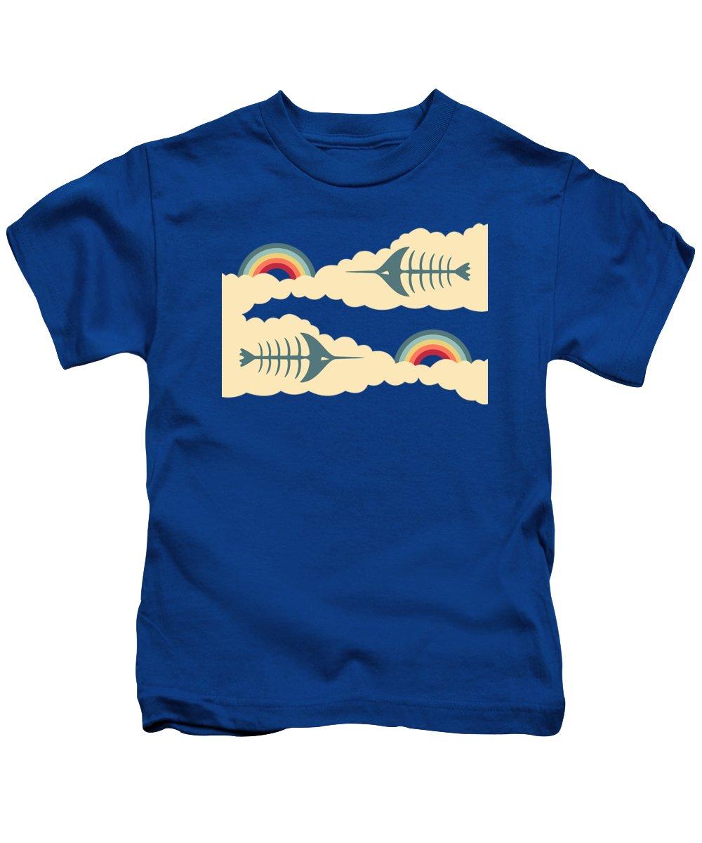 Swordfish Kids T-Shirts
