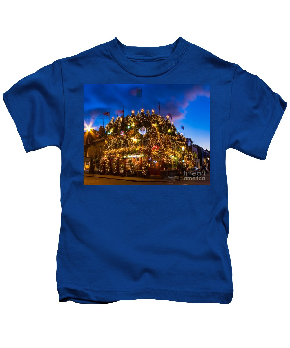 Christmas Kids T-Shirt featuring the photograph Christmas by Mariusz Czajkowski