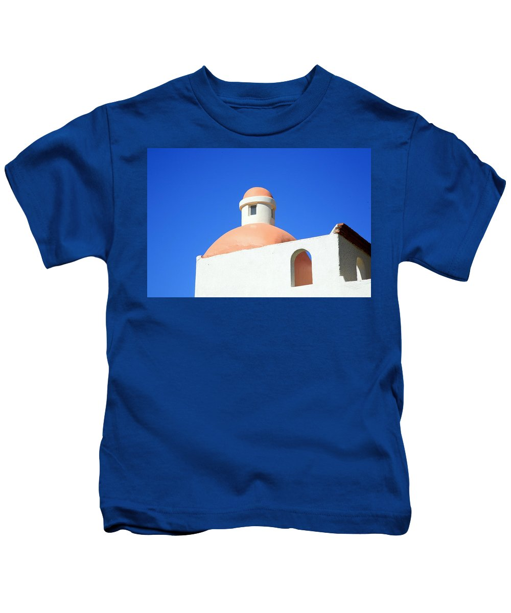 Building Kids T-Shirt featuring the photograph Conejos by J R Seymour