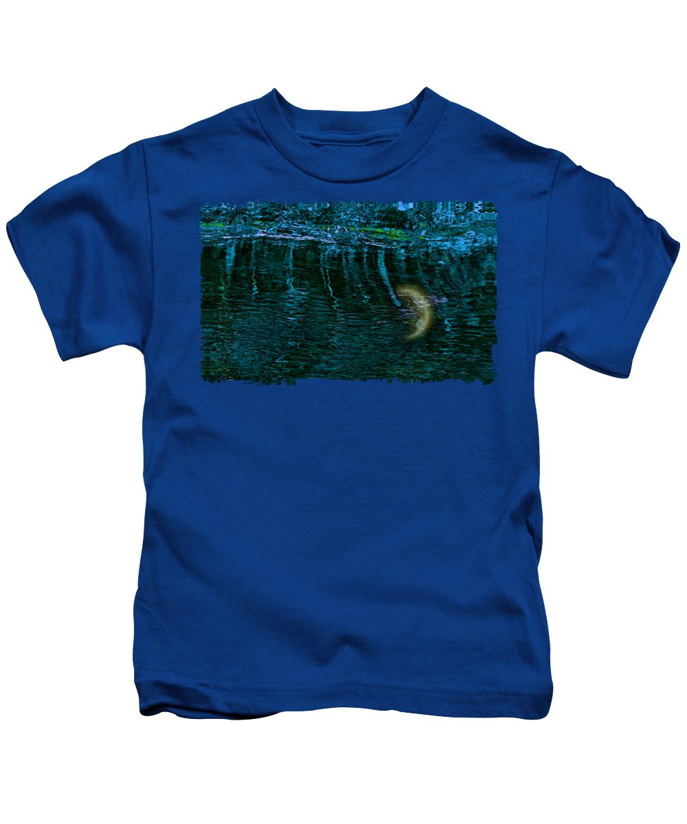 Clear Stream Photographs Kids T-Shirts