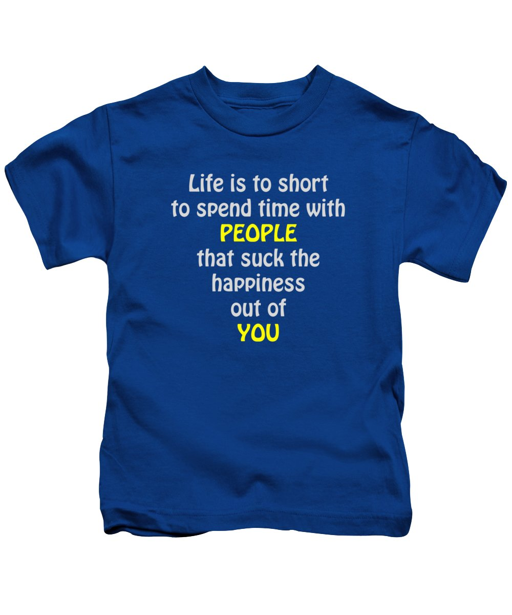 Life Is To Short; T-shirts; Tote Bags; Duvet Covers; Throw Pillows; Shower Curtains; Art Prints; Framed Prints; Canvas Prints; Acrylic Prints; Metal Prints; Greeting Cards; T Shirts; Tshirts Kids T-Shirt featuring the photograph Life Is To Short 5433.02 by M K Miller