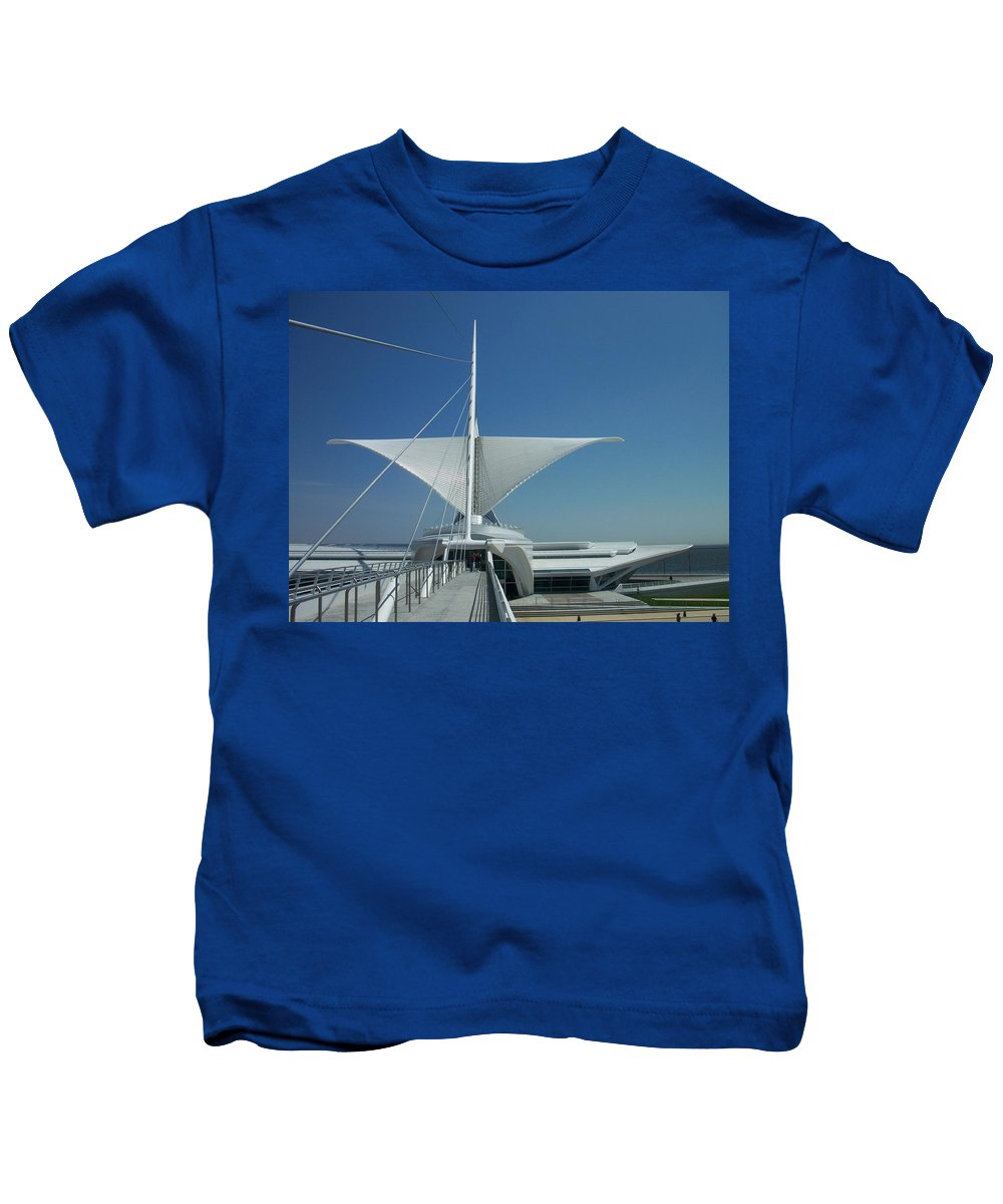 Mam Kids T-Shirt featuring the photograph Mam Series 4 by Anita Burgermeister