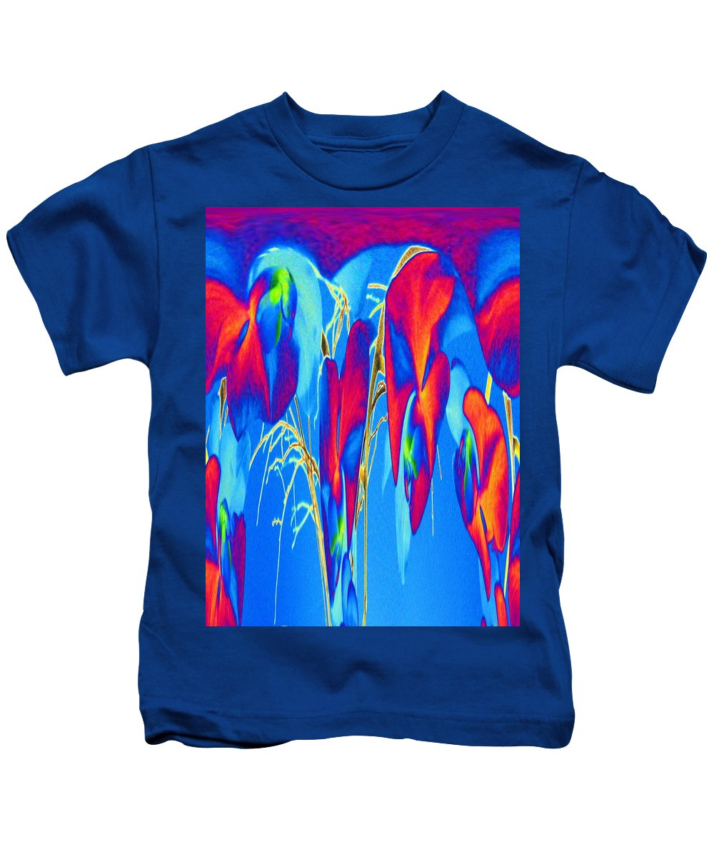 Orchid Kids T-Shirt featuring the photograph Orchid 2 by Tim Allen