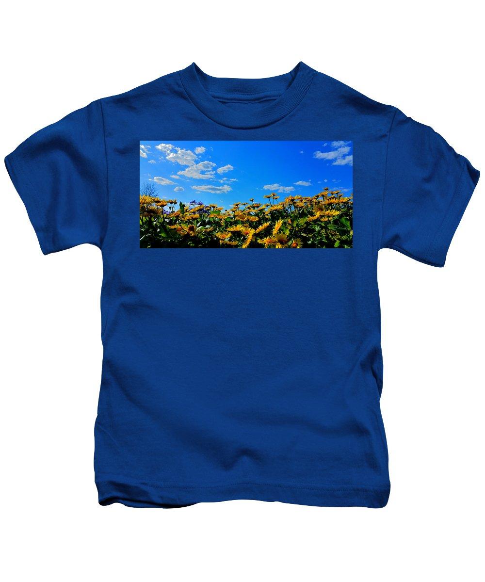 2015 Kids T-Shirt featuring the photograph Spring 2015-pic 31 by Srinivasan Venkatarajan