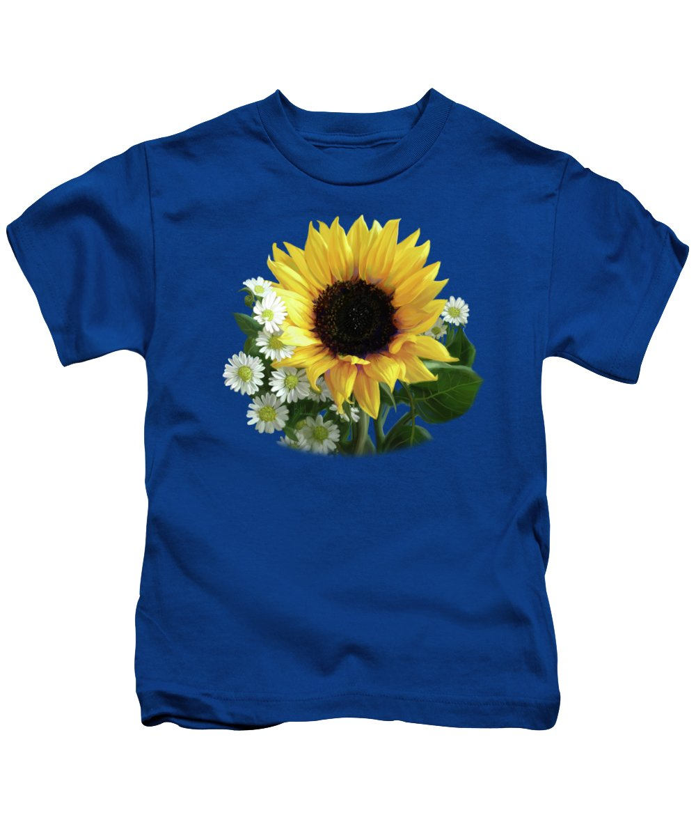 Daisy Kids T-Shirts