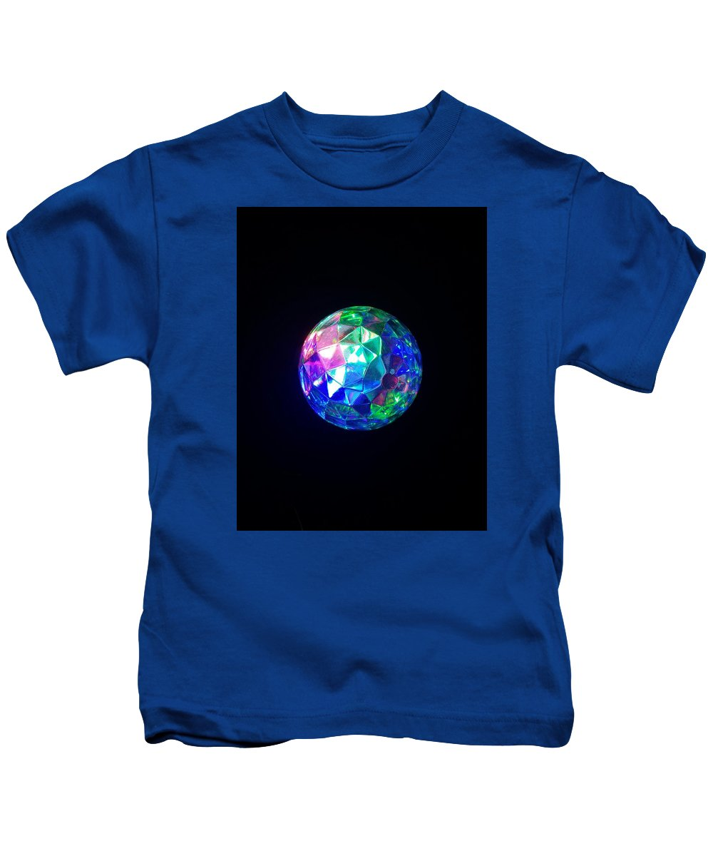 Orb Kids T-Shirt featuring the photograph The Orb by Kevin Graves