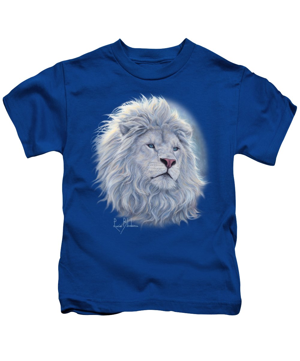 Big Paintings Kids T-Shirts