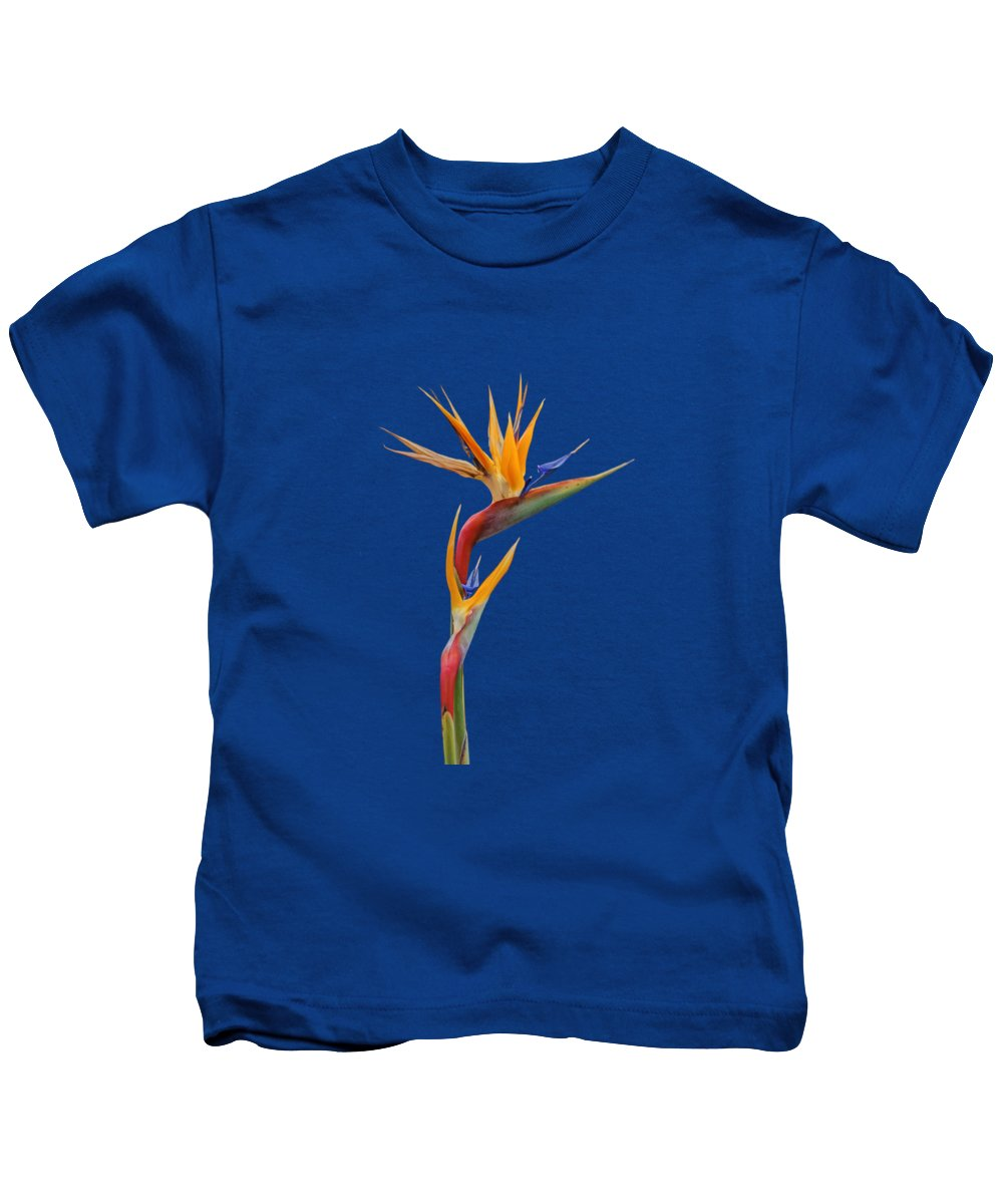 African Bird Photographs Kids T-Shirts