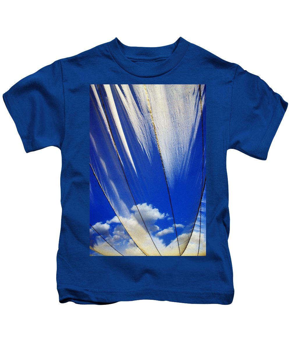 Heavenly Kids T-Shirt featuring the photograph Heaven by Skip Hunt
