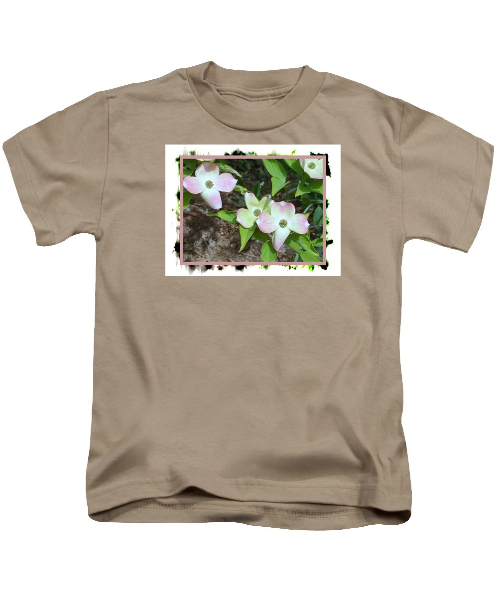 Flowers Kids T-Shirt featuring the photograph Flowers by Sergey Sogomonyan